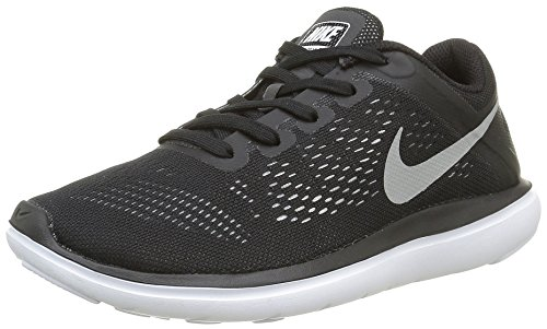 black black Nike Gar Gar Running Flex On Gs Run white Noir S4qwUS0