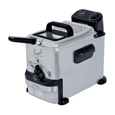 T-fal EZ Clean Stainless Steel Immersion Deep Fryer