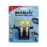 JW Pet Company Accuair 2-Way Aquarium Gang Valve