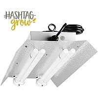 CFL Digitale Armatur 2x55W Stecklingsarmatur Grow TNeon LSR Pflanzenlampe
