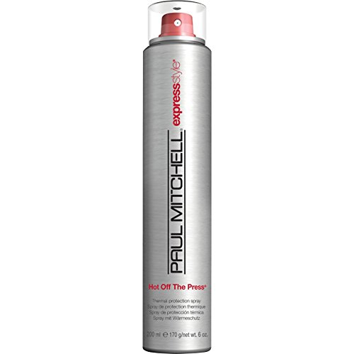 Paul Mitchell Hot Off The Press Thermal Protection Hairspray 6 oz