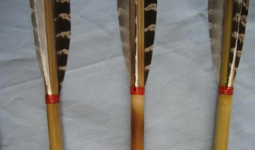 300 R/l Barred Pheasant Primary Feathers/arrow Making
