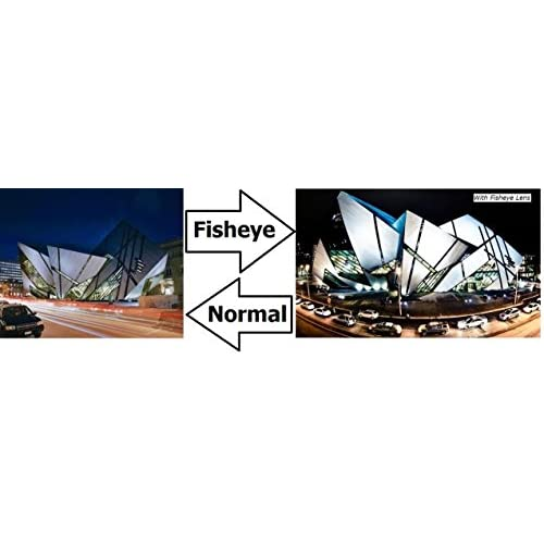 free shipping Hi Definition MK III Professional Fisheye Lens for Samsung NX300M (58mm Compatible)