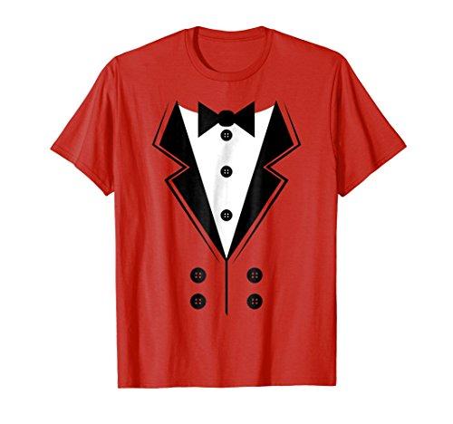 Ringmaster Costume Kids Shirt (Ringleader Costumes Men)