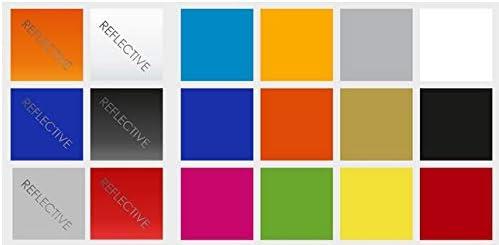 Cinta Adhesiva para Ruedas Kymco AK 550 con Logos Reflectante - Logos Dorados Cinta roja