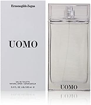 Zegna Uomo By Ermenegildo Zegna 3.4 Oz 100ml Eau De Toilette Spray