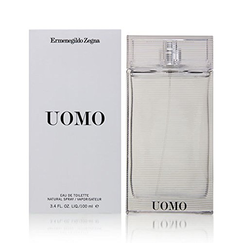 - Zegna Uomo By Ermenegildo Zegna 3.4 Oz/100ml Eau De Toilette Spray