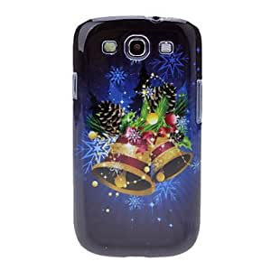 Christmas Bell Back Case for Samsung Galaxy S3 I9300