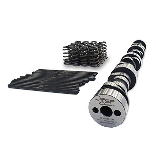 - Texas Speed TSP Stage 4 High Lift Vortec Truck Camshaft 4.8 5.3 6.0 Includes Spring Set and Chromoly Pushrods (Camshaft and Spring Set)