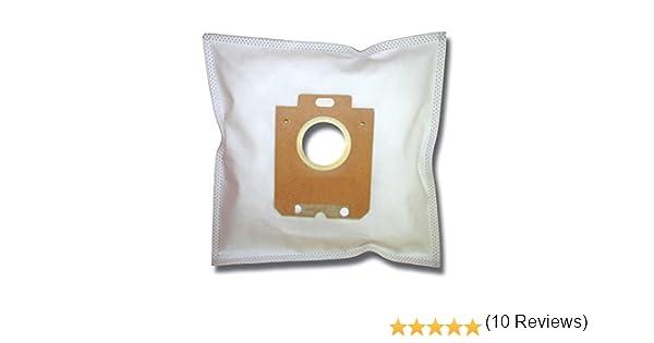 10 bolsas para aspiradoras Philips fc8241/09 Powergo. FC 4624/09 ...