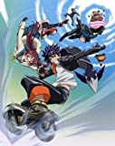 Air Gear: TV Series Perfect Collection 1-26 End