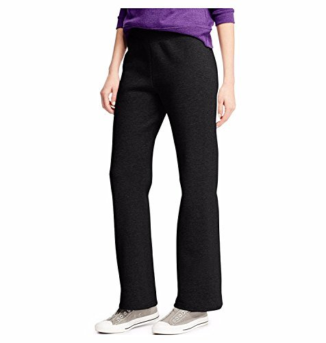 Hanes Womens ComfortBlend Fleece Sweatpants (X-Large, (Hanes Fitting)