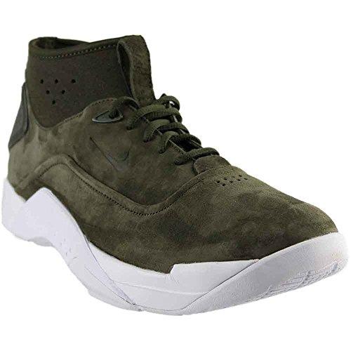 Low Cargo - NIKE Men's Hyperdunk Low Crft Cargo Khaki/Cargo Khaki/White Basketball Shoe 9 Men US