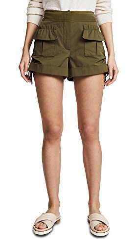 Carven Women's Shorts With Pockets