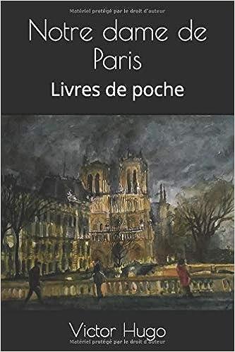 Notre Dame De Paris Livres De Poche French Edition