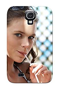 First-class Case Cover Series For Galaxy S4 Dual Protection Cover Valeria A OCGyjlc3156XspNT