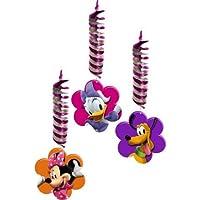 Decoraciones colgantes de Minnie Mouse