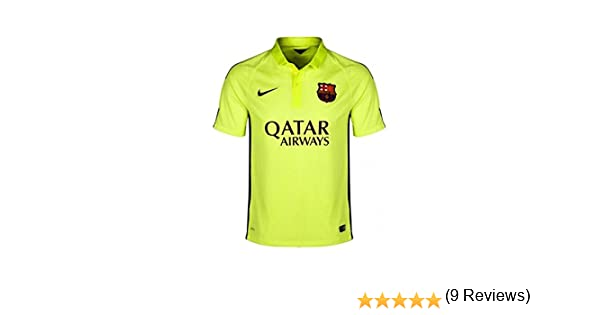 Nike Fútbol Club Barcelona (FCB) 3ª equipación 2014/2015 ...