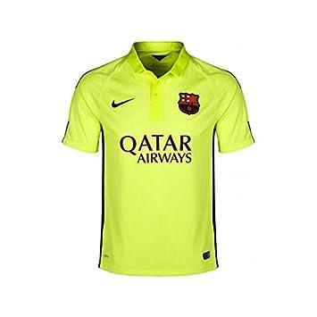 Nike Fútbol Club Barcelona (FCB) 3ª equipación 2014/2015 - Camiseta de fútbol