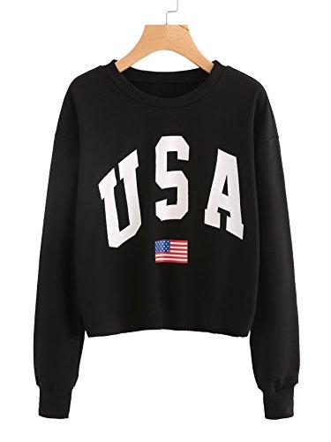 Usa Sweatshirt - 1
