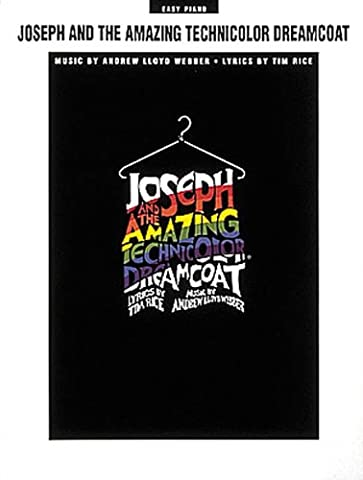 Joseph and the Amazing Technicolor Dreamcoat - Broadway Classical Sheet Music
