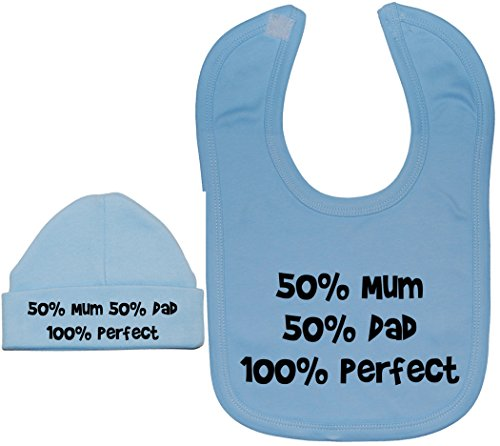 gorro babero perfecto 100 para gorra para Mum Acce Products beb y 50 Daddy qxX1zB1