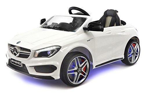 2018 12V Mercedes CLA45 Electric Powered Battery Operated LE