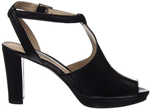 Charm Escarpins Noir Kendra Leather Clarks Femme black qwRc4