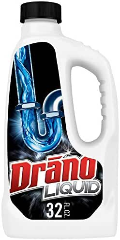 Drain Cleaners: Drano