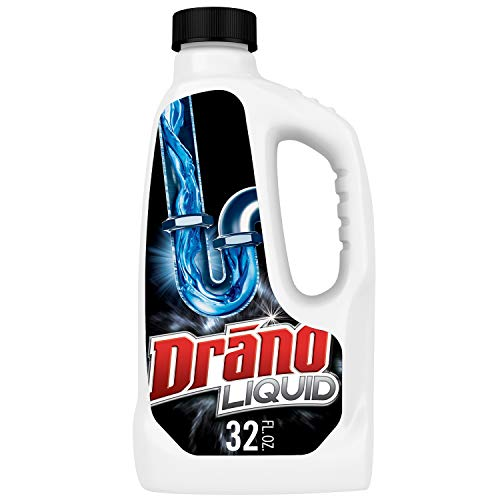Drano Liquid Clog Remover Drain Cleaner, 32 oz