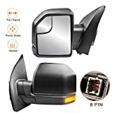 MOSTPLUS Towing Hitch Towing Mirrors