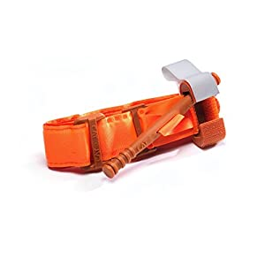 C-A-T Combat Application Tourniquet, Safety Orange by Fenton Pharmaceuticals 1