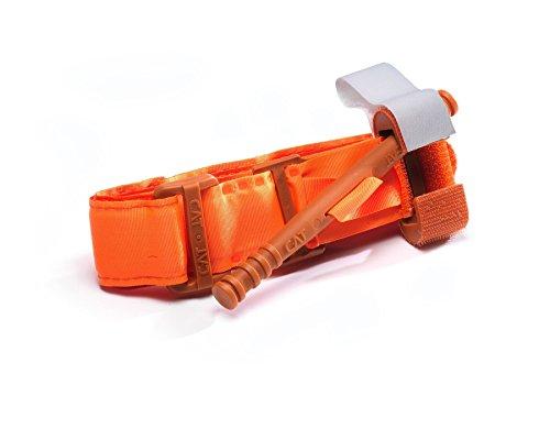C-A-T Combat Application Tourniquet, Safety Orange by Fenton Pharmaceuticals 2
