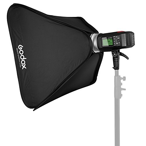 Godox AD600BM AD Sync 1 / 8000s 2.4G Wireless Flash Light Speedlite+Godox XPro-N for Nikon Series Cameras,AD-R6,80cmX80cm /32''X32''Softbox by Godox (Image #1)