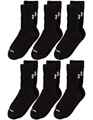 Under Armour Youth Crew Socks (6-Pair)