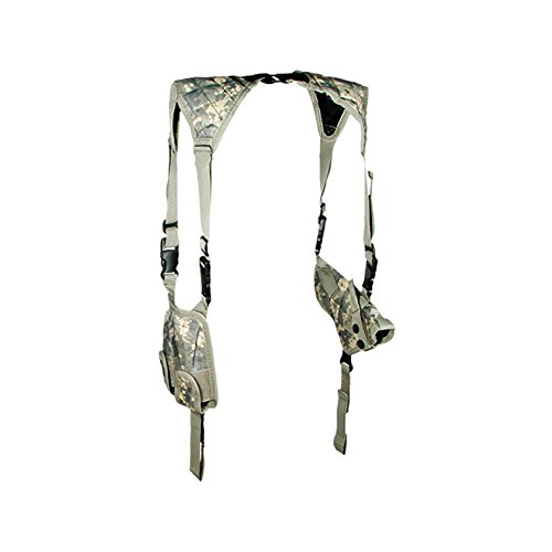 UTG Deluxe Universal Horizontal Shoulder Holster (Army Digital Camo)