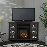 Real Flame Lynette Corner Fireplace TV S...