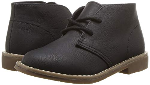 Pictures of The Children's Place Boys Fashion Boot 2114262 Black 4