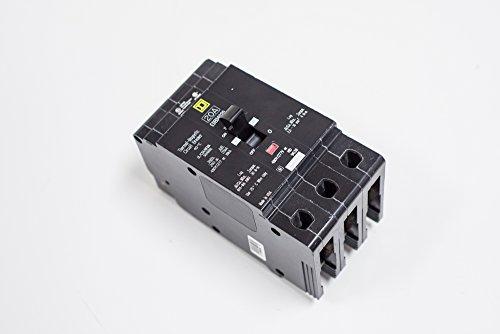 SCHNEIDER ELECTRIC EGB34125 Miniature Circuit Breaker 480Y/277-Volt 125-Amp Electrical Box by Schneider Electric