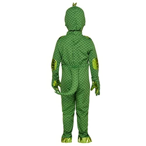Spirit Halloween Toddler Gekko Costume - PJ Masks