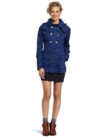 Hurley Juniors Winchester Fleece Jacket, Port Blue, X-Large