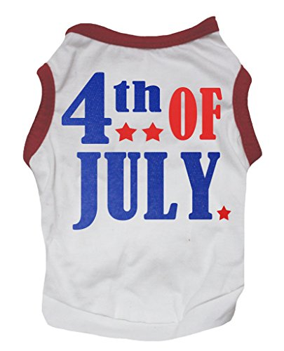 4th Of July Red White Tee