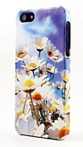 Daises Dimensional Case Fits iPhone 4 or iPhone 4s