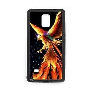 Generic Case Phoenix For Samsung Galaxy Note 4 Fs6912