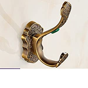 50%OFF linked to the continental/Wall hanging hooks/The door hook/ bathroom hooks/Coat hook-G