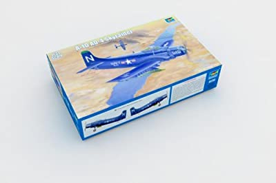 Trumpeter A-1D/AD-4 Skyraider Model Kit