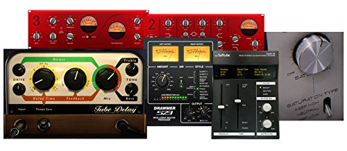 Focusrite Scarlett 2i2 (2nd Gen) USB Audio Interface with Pro Tools First, Red, 2i2 - 2 Mic Pres