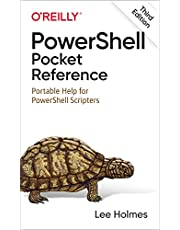 PowerShell Pocket Reference: Portable Help for PowerShell Scripters