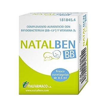 Natalben BB 8,6ml: Amazon.es: Belleza