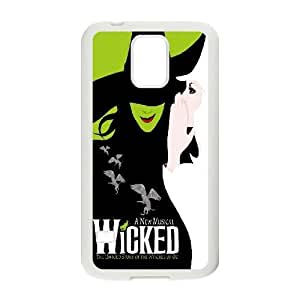 [AinsleyRomo Phone Case] For SamSung Galaxy S4 Case -Wicked the Musical-Style 1